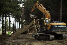 Rotorua Slopestyle // Build Update images