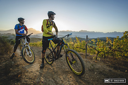 Trail Daze - Vineyard Haze | Stellenbosch, South Africa