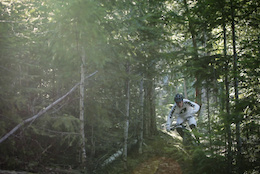 Video: Zander Geddes Rides Raw in Pemberton's Septembruary Conditions