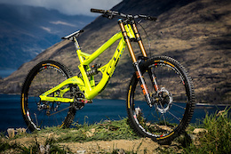 GT Factory Racing Unveil 2015 Bikes