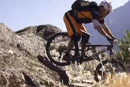Video: Brett Tippie Takes on Pemberton's Tower of Power