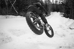 East Bound and Down: Winterbike 2015