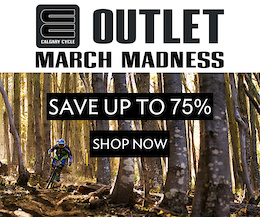Outlet Bikes March Madness Sale