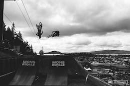 Watch Again: Mons Royale Speed and Style - Crankworx Rotorua 2016