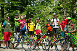 MTB Skills Clinics and Kids Camps in Revelstoke BC