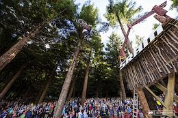 Official Video: Slopestyle Crankworx Rotorua