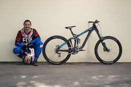 Bike Check: Marcelo Gutierrez's Glory Advanced 27.5