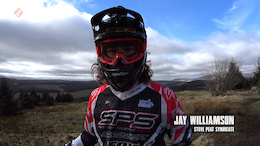 Course Preview: British Downhill Series 2015 - Ae Forest