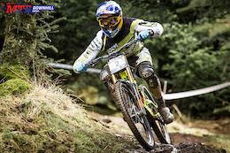 Practice Report: British Downhill Series 2015 - Ae Forest