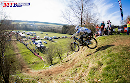 Race Report and Video: British Downhill Series 2015 - Ae Forest