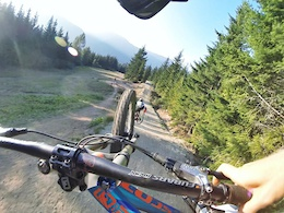 Take an Egotrip Through the Whistler Bike Park
