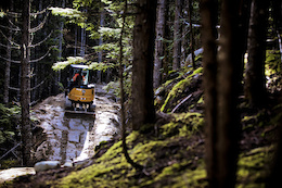 Whistler Bike Park Updates: No Biggie