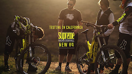 Video: Testing the Commencal Supreme DH V4 in Cali