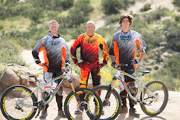 FLY Racing Teams Up with KHS Factory Team