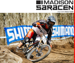 Madison Saracen Factory Team : 2015 UCI World Cup - Round One, Lourdes
