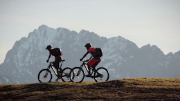 Video: Mountain Biking with Holger Meyer and Karen Eller