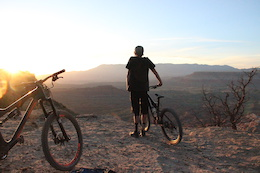Video: A Chill Spring Trip to Gooseberry Mesa