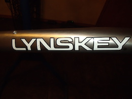 2014 Lynskey Titanium M290 Hardtail with HS and Seatpost