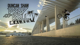 Video: Drop and Roll - Duncan Shaw In Malaga