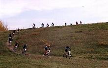 """Stony Scrambler"" cyclocross race"