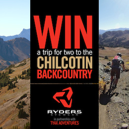 Contest: Win a 3-day MTB Trip in BC's Chilcotins
