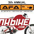You could win WHAT at the 2007 AFA's?
