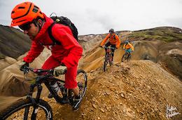 Exposure and Adventure on Iceland's Laugavegur Trail