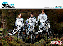 Animal Commencal Team Kit 2007
