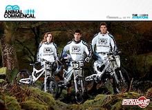 Animal Commencal Team Kit 2007