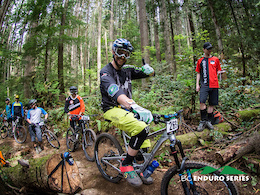 Smith Enduro: Osprey BC Enduro Series, North Vancouver - Course Release