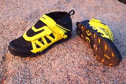 Mavic Crossmax Shoe - Review