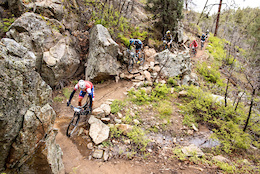 Fresh Singletrack and New Pro Fat Tire Crit Course at Whiskey Off-Road