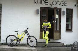 Rude Lodge Morzine Partner with Fox Head Europe
