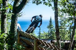 Ride the Keweenaw: Lake Superior Gravity Series Starts This Weekend