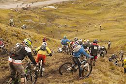 Video: Inca Avalanche 2015