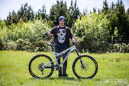 EWS Bike Check: Matti Lehikoinen's Nukeproof Mega AM