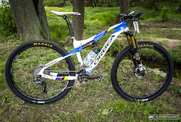 Bike Check: Catharine Pendrel's Orbea Oiz - Nove Mesto World Cup XC