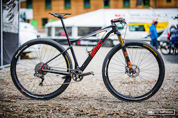 Bike Check: Julien Absalon's BMC Double Threat - Nove Mesto World Cup XC