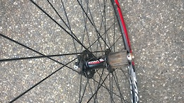 2013 Specialized Stout SL Wheels For Sale