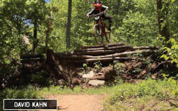 Video: Raw Clips - Plattekill ESC DH Practice