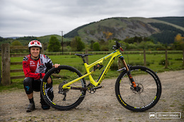 EWS Bike Check: Jesse Melamed's Rocky Mountain Altitude