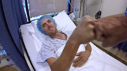 Video: Aaron Chase Through My Eyes - Spine Hardware Removal