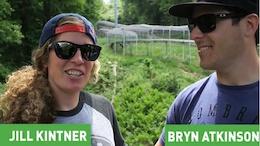 Video: Jill and Bryn Walk the Pro GRT Course