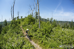 2015 Trans-Sylvania Mountain Bike Epic: Day Six Tussey Mountain
