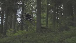 Video: Wojtek Czermak Shredding his Local Trails
