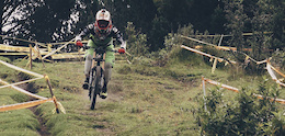 Video: Ecudorian Downhill Series - Round 4, Cerro Ungui