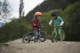 Video: Remember When Picking Your Nose at the Pumptrack Was Ok?