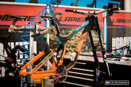 Fort William DH 2015: Tech from the Pits