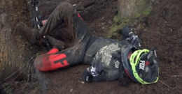 Crash: Josh Bryceland Goes Down at Fort William
