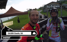 Video: Claudio's Course Preview - DH World Cup, Leogang